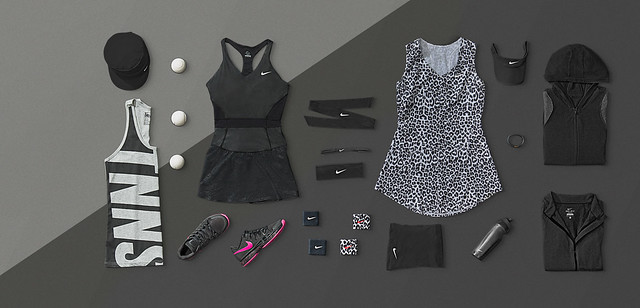 NIke 2014 US Open outfits