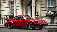 Late 80\'s Porsche 911 Turbo