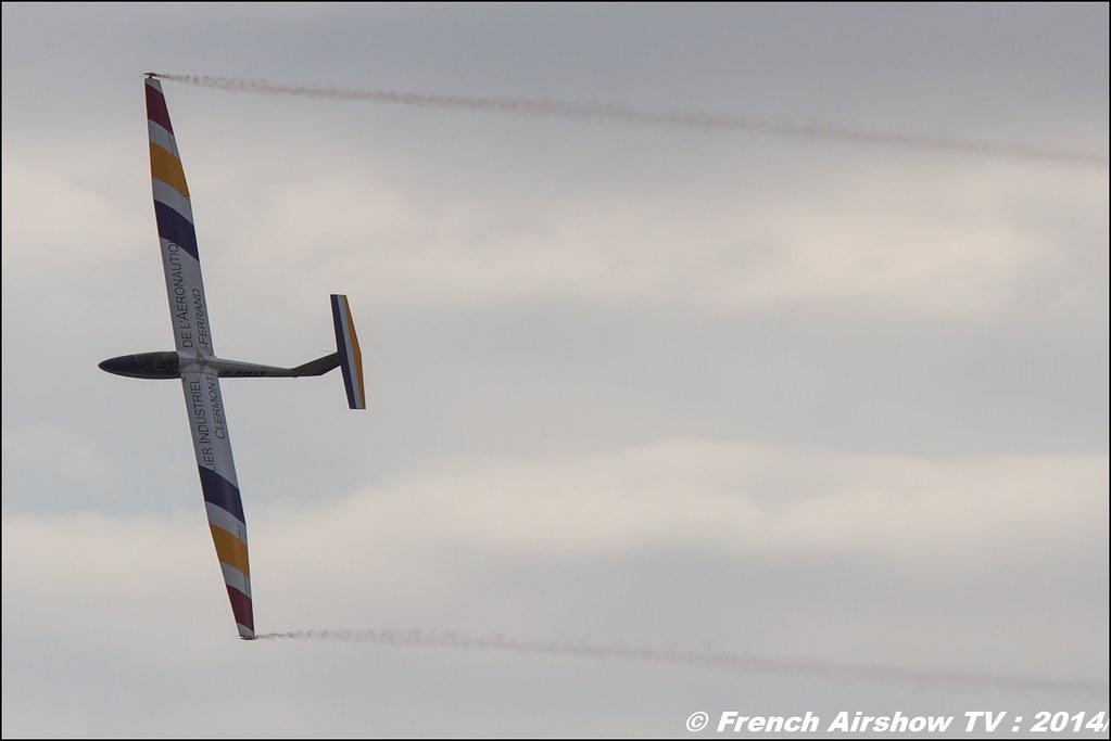 Pilatus B4 Voltige, planeur ,B4 Aerobatic Airshow , Meeting Aerien BA-133 Nancy Ochey 2014