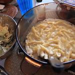 Marie\'s cheese and macaroni