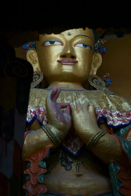 Namgyal Tsemo Gompa. Leh, Ladakh, 05 Aug 2014. 032