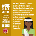 RNs Welcome Gov. Brown's Approval of CNA-Backed Bill to Step Up Hospital Violence Prevention
