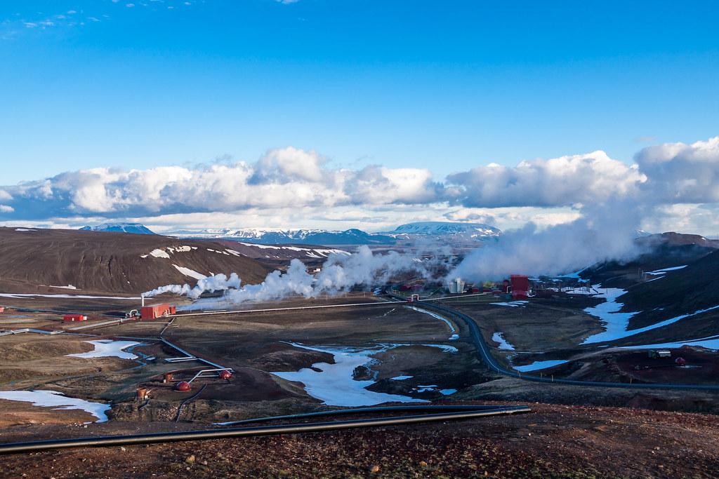 Геотермальна електростанція