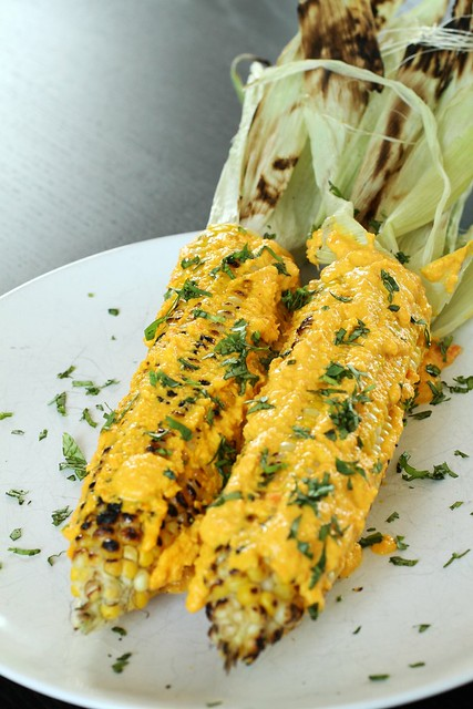 Dairy-Free Mexican Street Corn (Elotes)