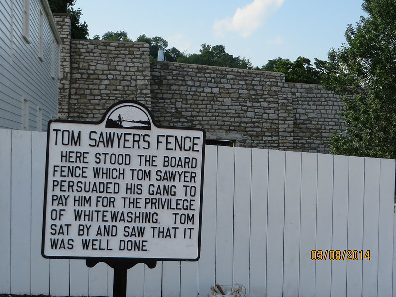 Tourist Trap, Hannibal, Missouri