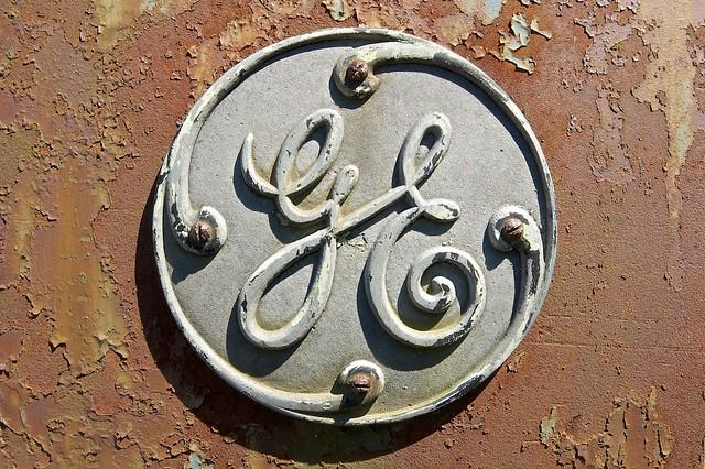 Vintage GE Logo