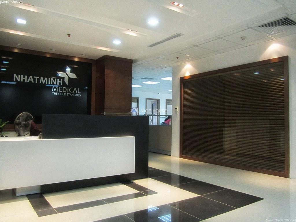 Nội thất văn phòng Y tế Nhất Minh_03
