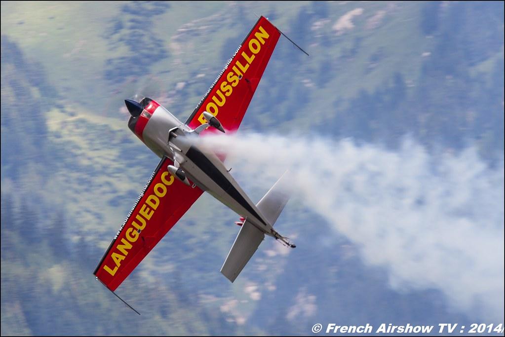 Extra 330SC Adrenalinflights 2014