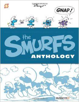 smurfs cover