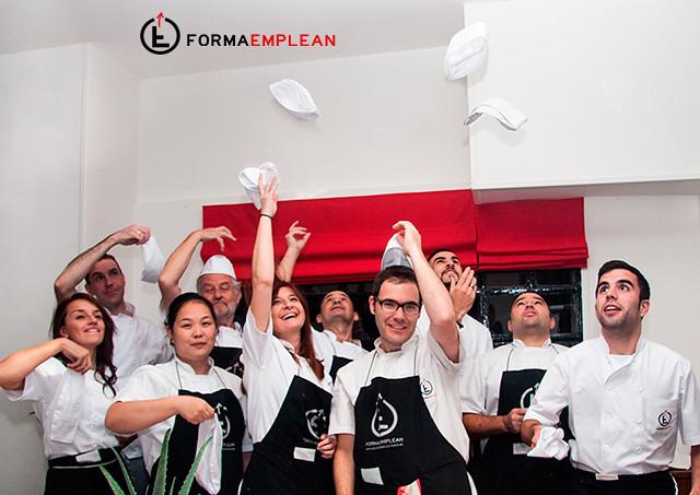 Curso de Cocineros grupo 10