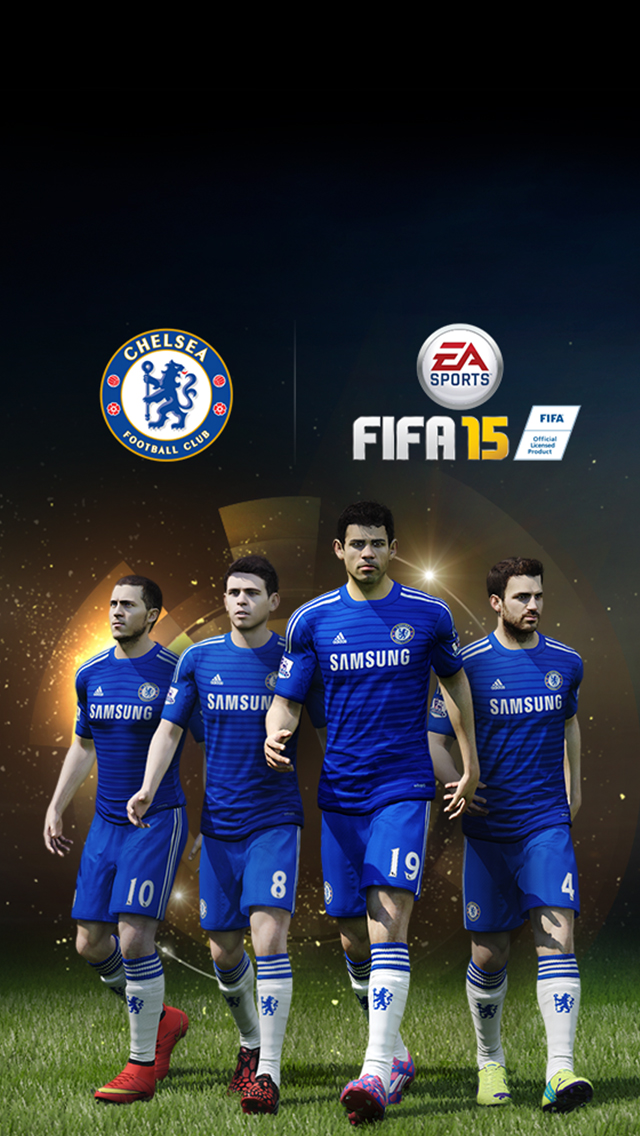 Fifa 15 Chelsea Wallpapers