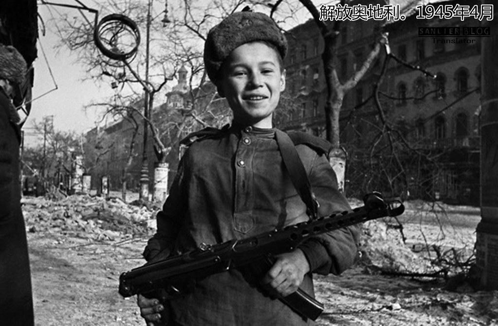 伟大卫国战争中的儿童74