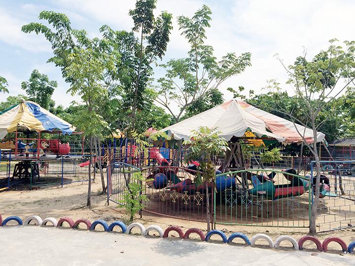 theme park batam indonesia