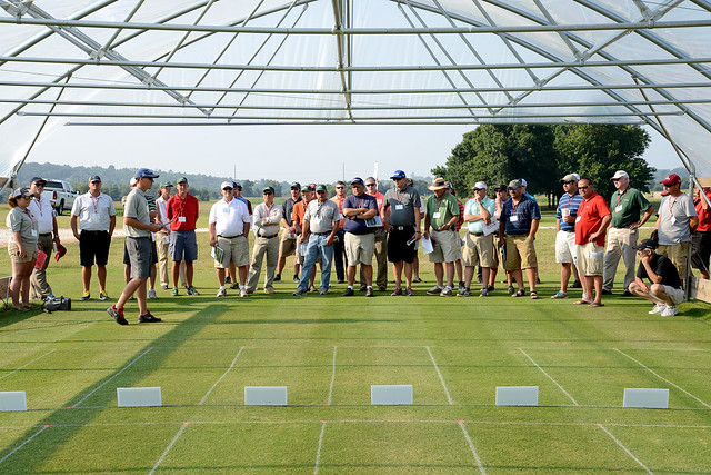 Turfgrass Field Day 2014