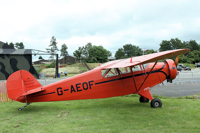 G-AEOF
