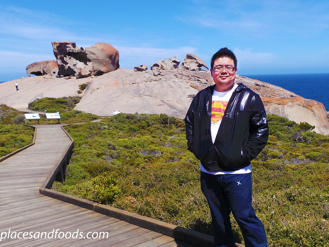 remarkable rocks places and foods