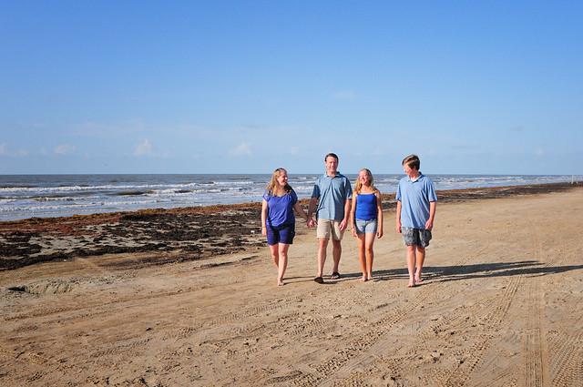 August 2014 Galveston Trip