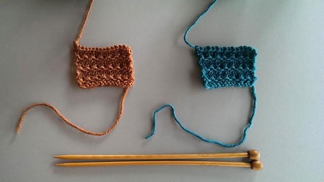 Ridge stitch
