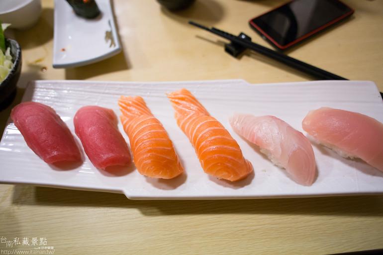 台南私藏景點--新都巷日本料理 (13)