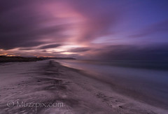 muzzpix-nz posted a photo:Facebook    | 500px  | WebsiteWaihi beach on a really cold evening … brrrr . Just the opposite of summer  … not a soul to be seen . Not hard to find a place to yourself at this time of year . Nice ...