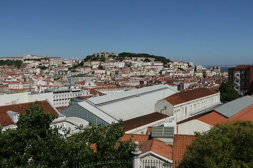 Miradouro Dom Pedro de Alcantara: panorama