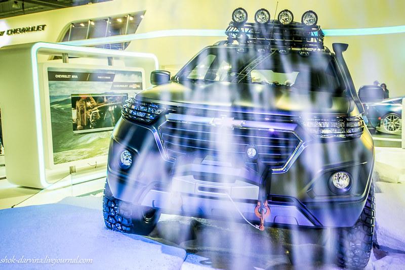 Шевроле Нива развенчивает мифы! Chevrolet-19