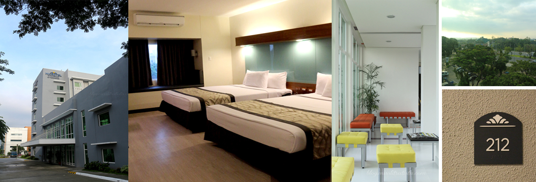 A Remarkable Stay at Microtel by Wyndham UP Technohub