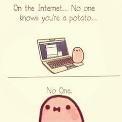 Haha I love this! #funny #true #potato