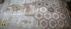 Pula: Roman floor mosaic