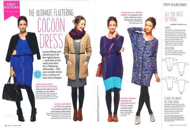 Prima Magazine - Pattern, October 2014 (02)