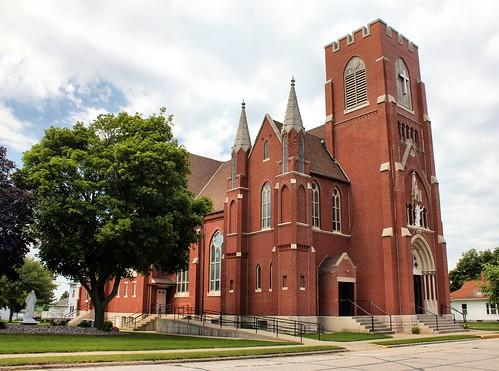 Sacred Heart Catholic Church - Templeton, IA