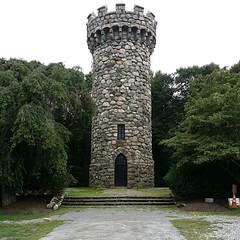Regis College tower