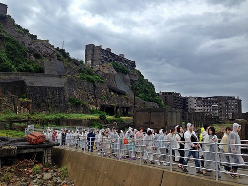 Gunkanjima, Nagasaki