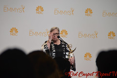 Kathy Bates, American Horror Story: Coven, in the 66th Emmy Awards Media Press Room DSC_0018