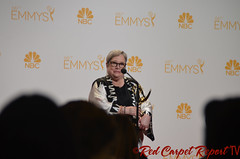 Kathy Bates, American Horror Story: Coven, in the 66th Emmy Awards Media Press Room DSC_0021