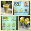 #mango #coconut #drinks at #Richmond #nightmarket