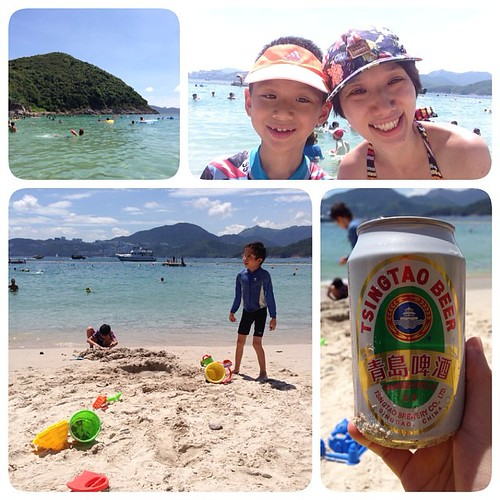 #hongkong #beach #summer