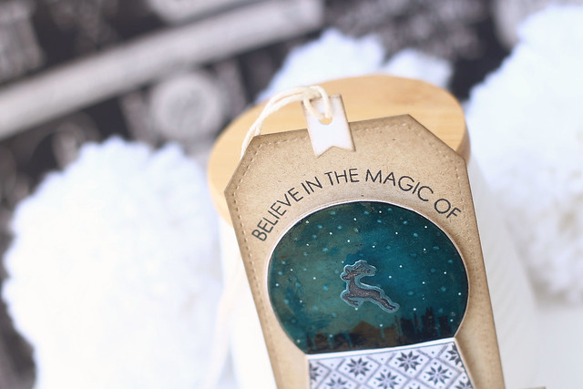 believe in the magic {mama elephant first look}
