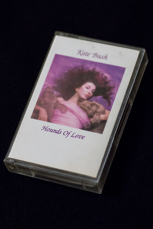 Hounds of Love Cassette