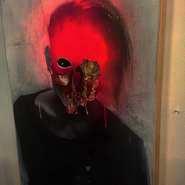 #art #detroit #redbull #pink