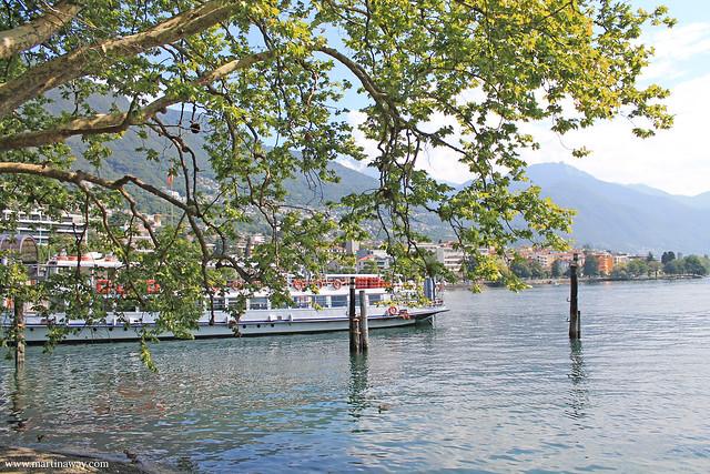 Locarno, Lago Maggiore.