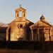 Chapelle et mausolée du château de Castille, Argilliers, Gard, Languedoc-Roussillon, France. ©byb64