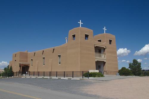 Sacred Heart Catholic Church, Nambe, NM