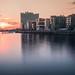 Hafen City Sunset