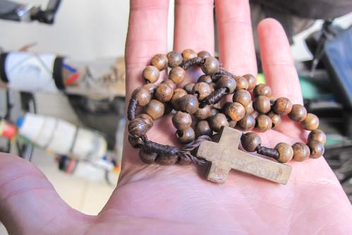 Since Spain: a rosary