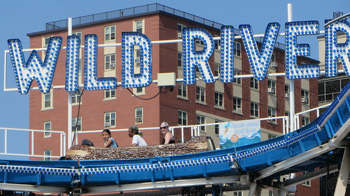 Wild River Sign