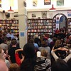 Packed house at City Lights for Roxane Gay