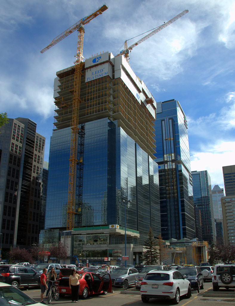 Calgary Quot We Are The Children Of The Plains Quot Skyscraperpage Forum