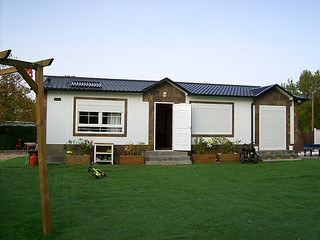Casa Prefabricada de cliente