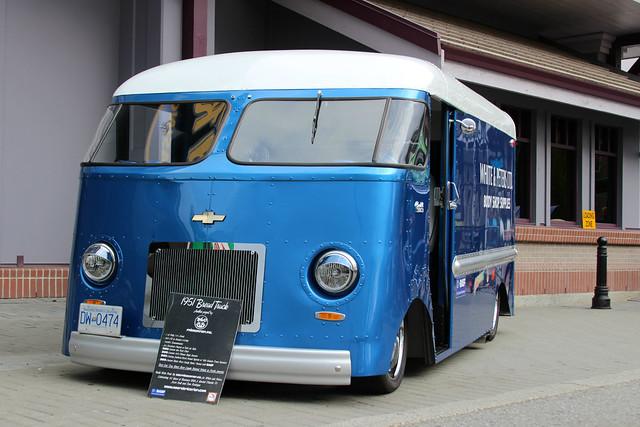 1951 Bread Truck